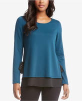 Karen Kane Side-Tie Sweater