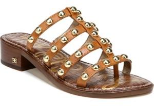 Sam Edelman Juniper Studded Slides Women's Shoes