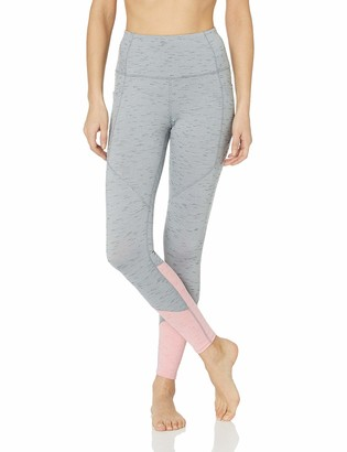Skechers Women's Solstice High Waist Color Block Yoga Pant Legging