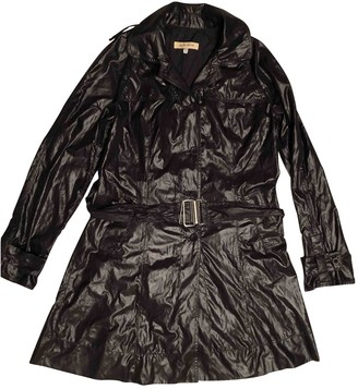 See by Chloe Black Trench Coat for Women