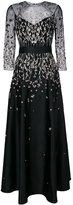 Temperley London Glen sleeved dress