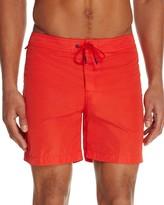 Sundek Fixed Waistband Mid Length Board Shorts
