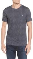 Ted Baker Men's Giovani Modern Slim Fit Print T-Shirt
