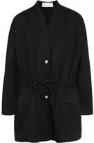 KÉJI - Denim Jacket - Black