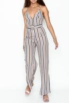 shop 17 Stripe Jumpsuit