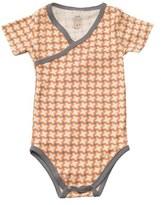 Petunia Pickle Bottom Organic Cotton Short Sleeve Bodysuit (Baby)