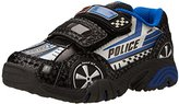 Stride Rite Vroomz Light-Up Police Car Running Shoe (Toddler/Little Kid)