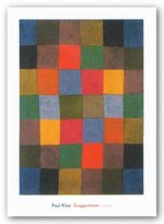 "McGaw Graphics New Harmony (Neue Harmonie), 1936 by Paul Klee 28.5""x20"" Art Print Poster"