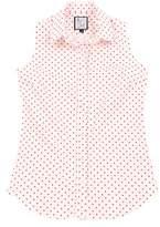 The Shirt by Rochelle Behrens The Sleeveless Shirt.