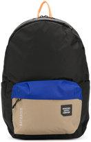 Herschel contrast pocket backpack