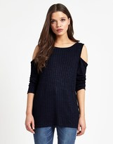 Vero Moda Cold Shoulder Top