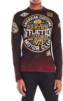 Affliction American Customs Long Sleeve Tee