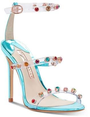 Sophia Webster Women's Rosalind Gem 100 High-Heel Sandals