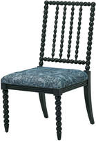 Massoud One-of-a-Kind Armless Spindle-Back Chair