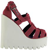 Jeffrey Campbell JD0242 Wedged Shoes