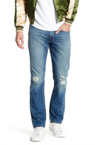 "Lucky Brand 121 Heritage Slim Fit Jean - 30-36"" Inseam"