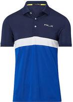 Ralph Lauren Rlx Golf Custom Fit Tech Piqu Polo