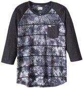 Matix Clothing Company Men's Pharoah Knit Baseball Tee 8150150