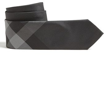 Burberry Woven Silk Tie (Big Boys)