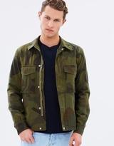 Paul Smith Camo Spot Shirt Jacket