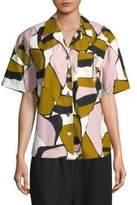 Marc Jacobs Printed Short-Sleeve Shirt