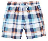 F&F Checked Swim Shorts, Boy's