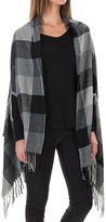 FITS Accessories Flannel Ruana (For Women)