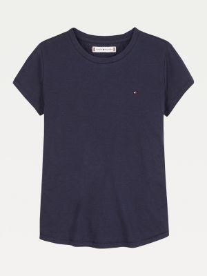 Tommy Hilfiger Essentials Organic Cotton Jersey T-Shirt