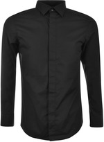 Diesel S Nap Slim Shirt Black