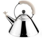 Alessi Bird Whistle Kettle - White