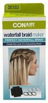 Conair Waterfall Braid Maker - 7 Count