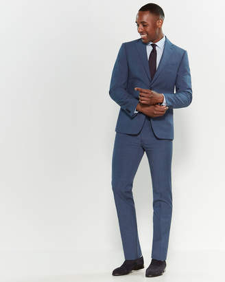 Michael Kors Two-Piece Airsoft Stretch Suit