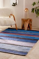 Urban Outfitters Logan Bold Stripe Woven Rug