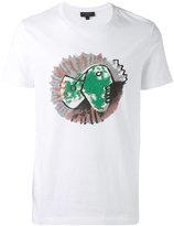 Burberry graphic print T-shirt - men - Cotton - XS
