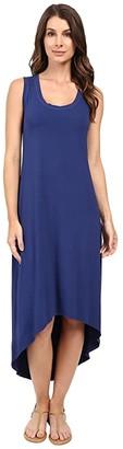 Fresh Produce Hilo Staple Maxi Dress (Moonlit Blue) Women's Dress