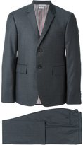 Thom Browne two piece suit - men - Cupro/Wool - 0