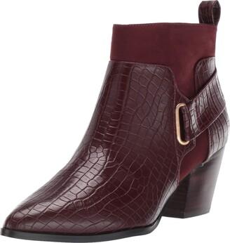 Bella Vita Women's Elektra II Western Inspired Bootie Ankle Boot