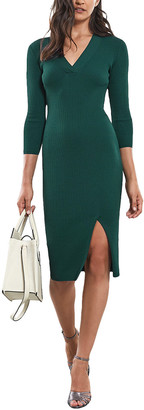 Reiss Aletti Sheath Dress