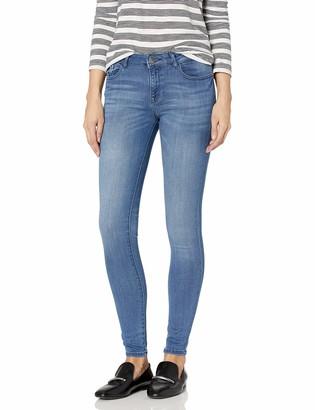 DL1961 Women's Florence Instasculpy Skinny Jeans in Godiva