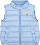 Moncler Amaury padded gillet 6 months-3 years