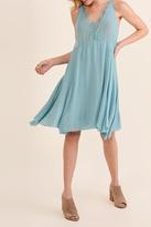 Umgee USA Sleeveless Knee Dress