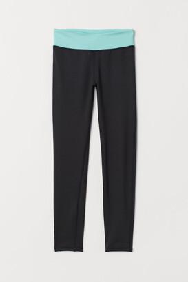 H&M Sports tights