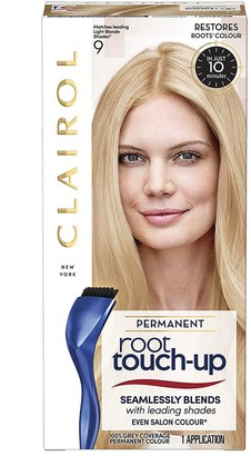 Clairol Nice 'N Easy Root Touch Up Permanent Light Blonde 9