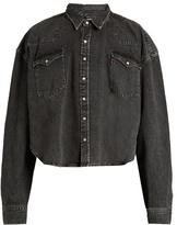 Vetements X Levi's Oversized Denim Shirt