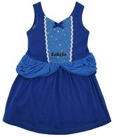 Ladouby Little Girls 2-Piece Polo Shirt & Skirt Set kids clothes 3-8Y