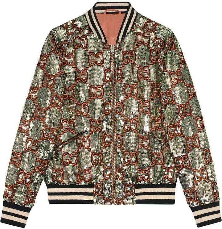 8d1f8b1a Gucci Bomber Jacket Men - ShopStyle