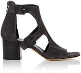 Rag & Bone Women's Matteo Double-Buckle Sandals-Dark Grey