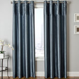 JCPenney SOFTLINE HOME FASHIONS Colfax Faux-Silk Grommet-Top Curtain Panel