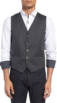Stone Rose Men's Wool Vest