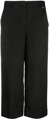 Twin-Set Cropped Leg Chinos